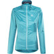 Salomon Agile Running Jacket Women turquoise